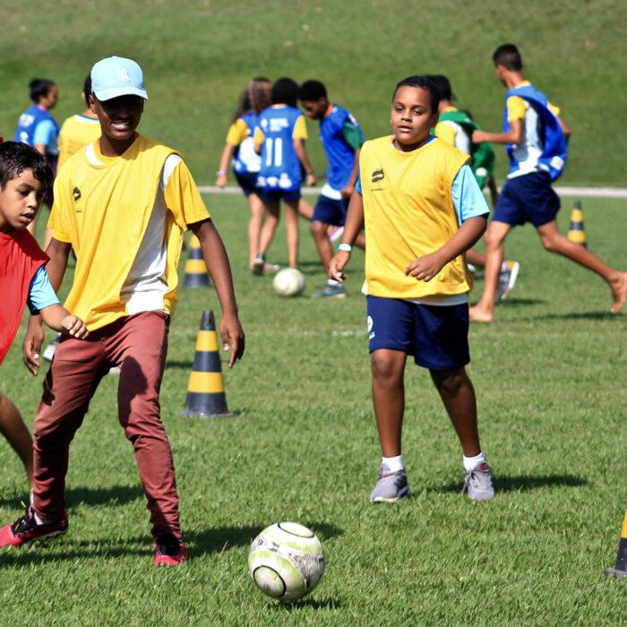 Esporte e cidadania em ação